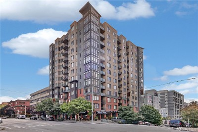 Seattle Condo/Townhouse For Sale: 2721 1st Ave #908