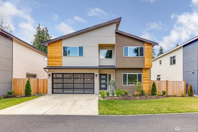 Bothell Single Family Home For Sale: 1622 230th St SW