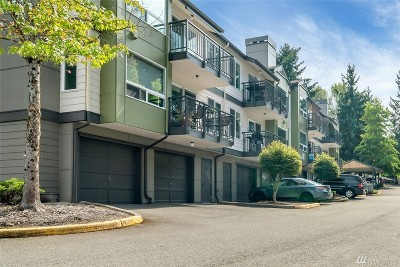 Federal Way Condo/Townhouse For Sale: 31500 33rd Place SW #N102