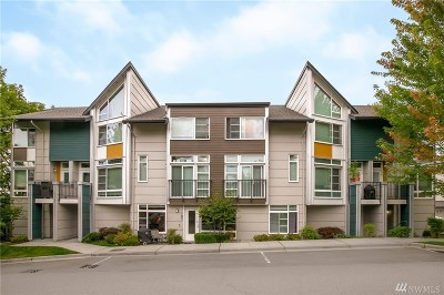 Redmond Condo/Townhouse For Sale: 15110 NE 81st Wy #103
