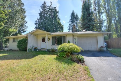Olympia Single Family Home For Sale: 5115 75th Ave SW