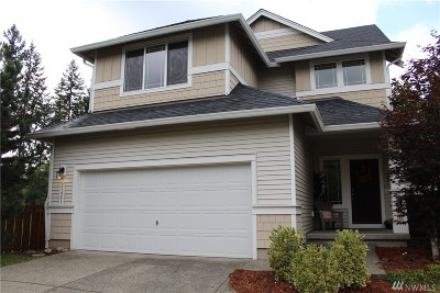 Maple Valley Single Family Home For Sale: 21557 SE 275th Ct