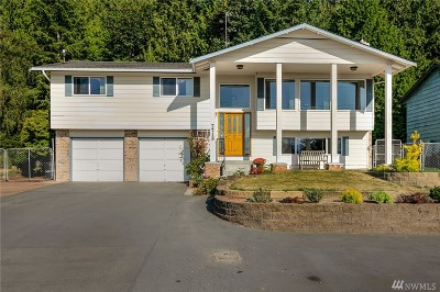 Mukilteo Single Family Home For Sale: 7715 45th Place W