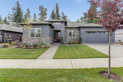 Bonney Lake Single Family Home For Sale: 18918 146th St E