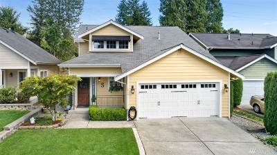 Tacoma Single Family Home For Sale: 1213 S Cheyenne Ct