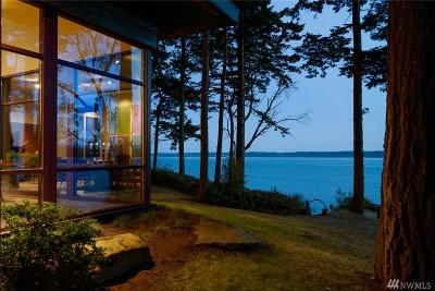 Camano Island Single Family Home For Sale
