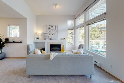 King County Condo/Townhouse For Sale: 4120 S 223rd St #301