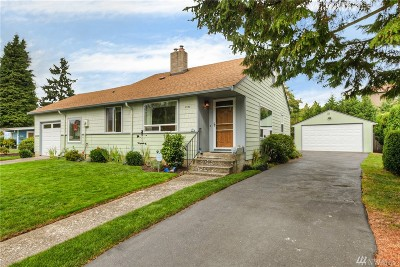 Tukwila Single Family Home For Sale: 5930 S 149th St