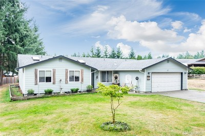 Thurston County Single Family Home For Sale: 8823 Hartwood Ct SE