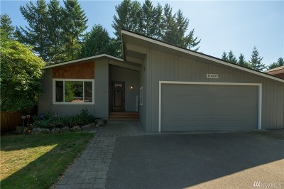 Bothell Single Family Home For Sale: 10621 NE 187th