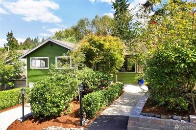 Edmonds Single Family Home For Sale: 8912 238th St SW #2