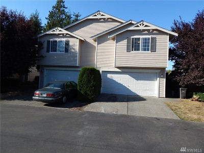 Everett Single Family Home For Sale: 2621 123rd Place SW #B