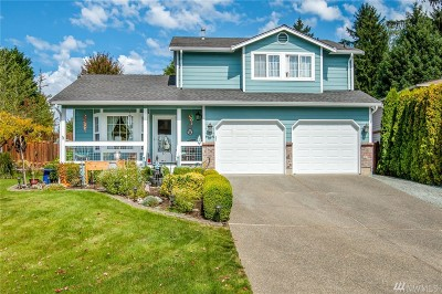 Stanwood Single Family Home For Sale: 7801 262nd St NW