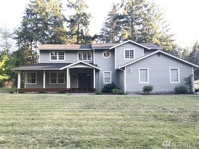 Gig Harbor Single Family Home For Sale: 9109 69th Ave NW