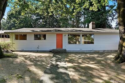 Shoreline Single Family Home For Sale: 19641 20th Ave NE