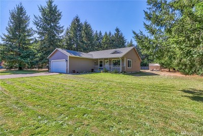 Rochester WA Single Family Home For Sale: $329,900