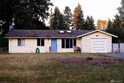 Puyallup Single Family Home For Sale: 14621 131st Ave E