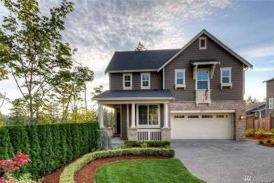 Newcastle Single Family Home For Sale: 8915 137th Ave SE