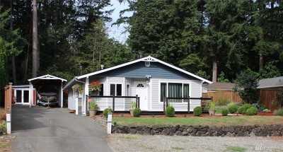 Olympia Single Family Home For Sale: 5340 75th Ct SW