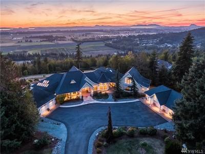 Skagit County Single Family Home For Sale: 18616 Quail Drive