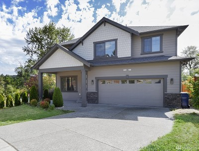 Bothell Single Family Home For Sale: 1818 240th Place SW