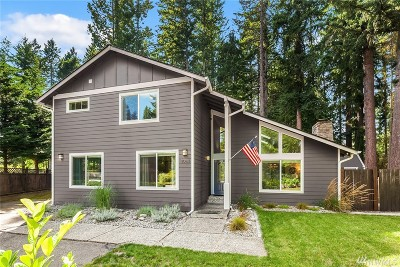 Sammamish Single Family Home For Sale: 3053 252nd Place SE