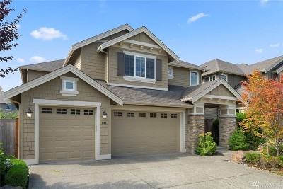 Sammamish Single Family Home For Sale: 1885 272nd Ct SE