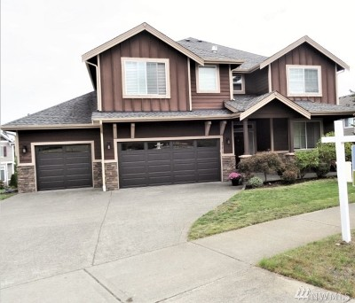 Maple Valley Single Family Home For Sale: 25818 213 Ave SE