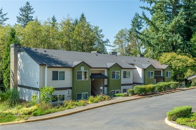 Federal Way Condo/Townhouse For Sale: 31500 33rd Place SW #D101