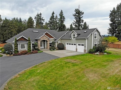 Rochester WA Single Family Home For Sale: $747,000