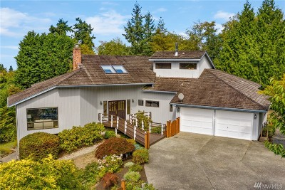 Edmonds Single Family Home For Sale: 7507 176th St SW