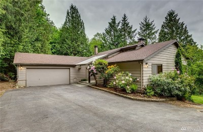 Skagit County Single Family Home For Sale: 19121 State Route 9