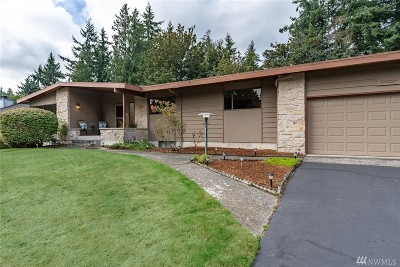Lake Forest Park Single Family Home For Sale: 19227 46th Ave NE