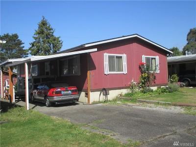Bellingham Mobile Home For Sale: 2400 Donovan Ave #68