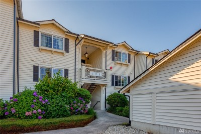 Everett Condo/Townhouse For Sale: 12404 E Gibson Rd #F203