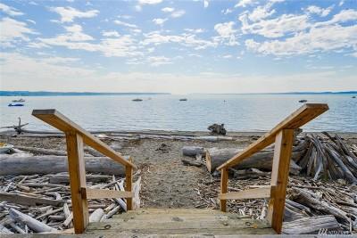 Camano Island Single Family Home For Sale: 1422 Ocean Drive