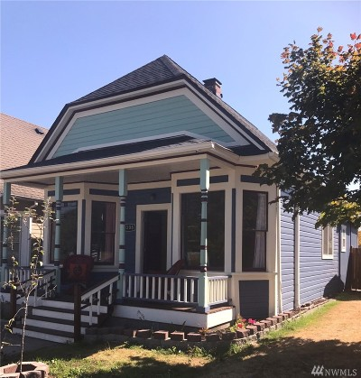 Single Family Home For Sale: 3308 S 8th St