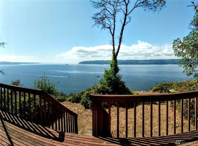 Snohomish County Single Family Home For Sale: 36 Mukilteo Wy