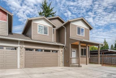 Everett Condo/Townhouse For Sale: 10531 Washington Wy #B