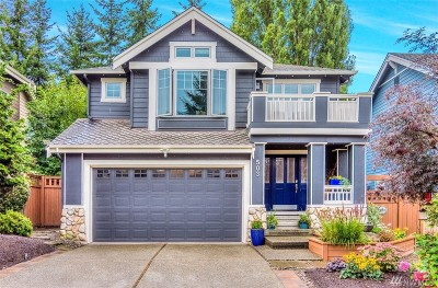 Kirkland Single Family Home For Sale: 503 3rd Ave S