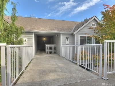 Kirkland Condo/Townhouse For Sale: 12601 109th Ct NE K103