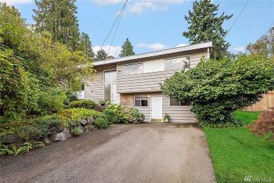 Edmonds Single Family Home For Sale: 8202 Sierra Dr