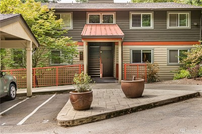 Bellevue Condo/Townhouse For Sale: 11054 NE 33rd Place #B-8