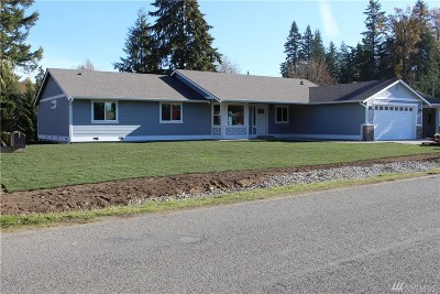 Snohomish Single Family Home For Sale: 4731 144th Dr SE