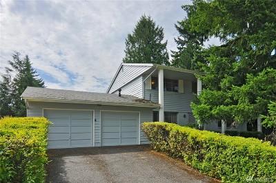 Bellevue Single Family Home For Sale: 12633 SE 60