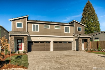 Snohomish Condo/Townhouse For Sale: 14017 44th Dr SE #A 201