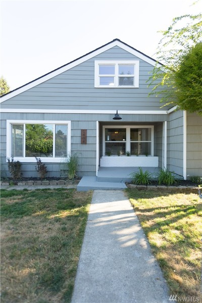 Olympia Single Family Home For Sale: 1805 Garfield Ave NW