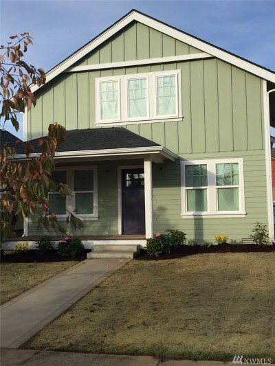 Tacoma Single Family Home For Sale: 3516 N Ferdinand St
