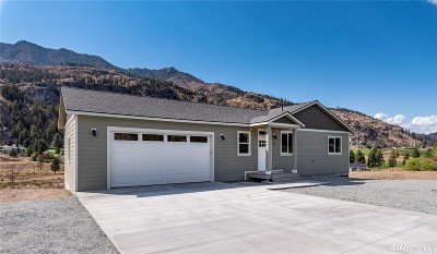 Pateros Single Family Home For Sale: 6 Long Dr