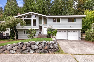 Bothell Single Family Home For Sale: 14609 106th Ave NE